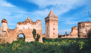 Fortress in Bac