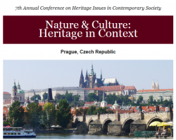 nature culture heritage in context
