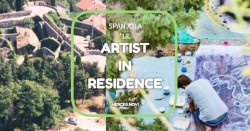 spanjola artists in residence